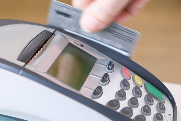 Conciliação automática de cartões
