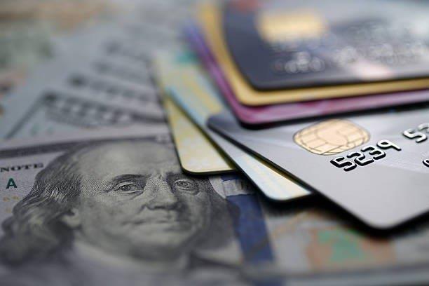Conferência de cartões de crédito