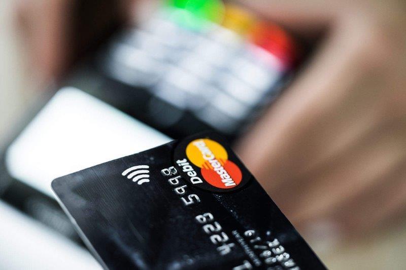 Software de conferência de cartão de crédito